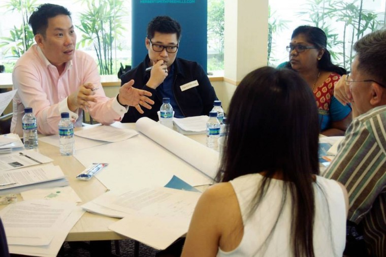 Singapore transnational workshop